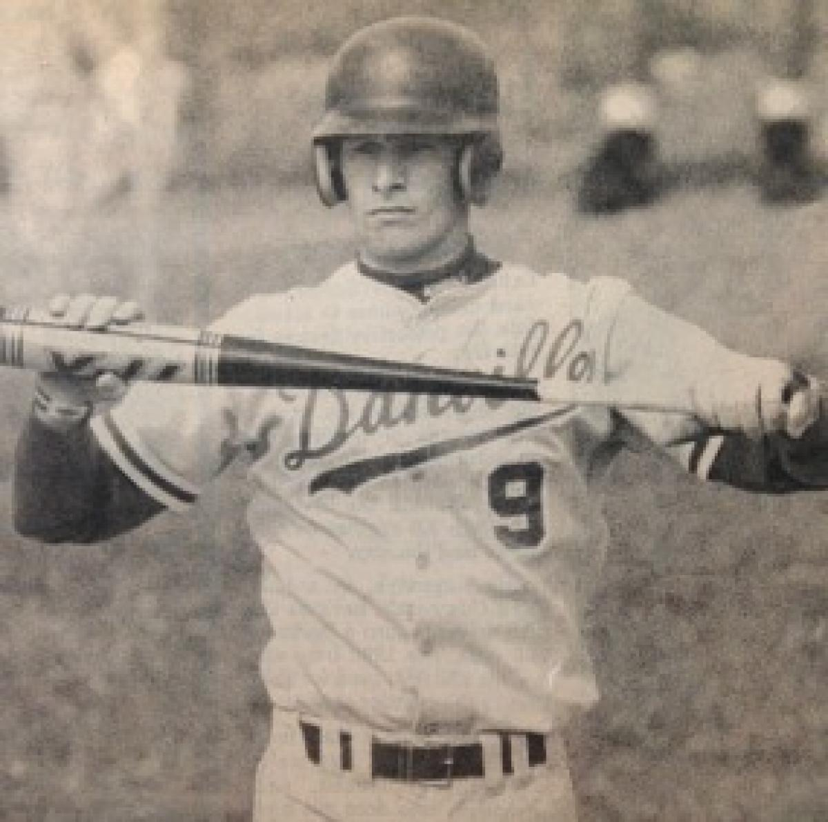 DANVILLE'S PAUL MORSE STILL TOPS IN BASEBALL RECORD BOOK