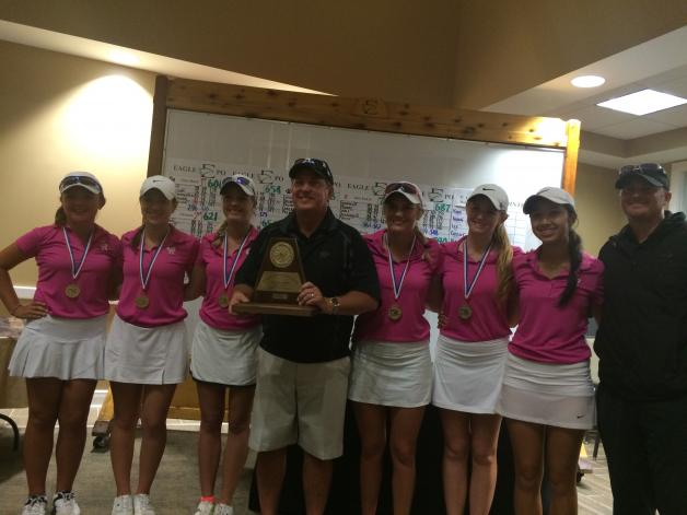 Cinco Girls Win the Region III-6A Championship (click here for Houston Chronicle article)