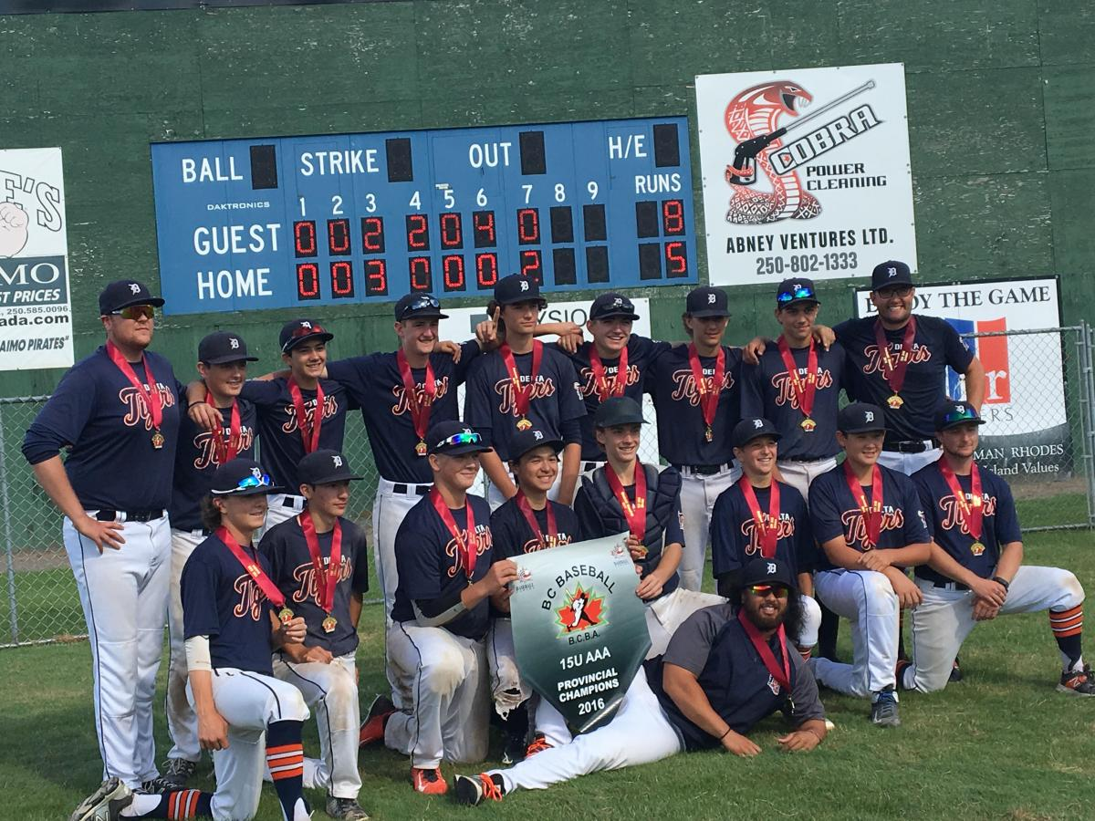 Tigers Roar to Provincial Title