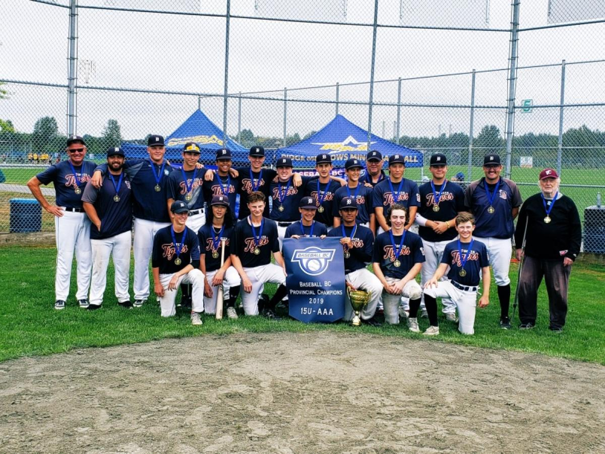 Tigers Clinch Berth to Nationals