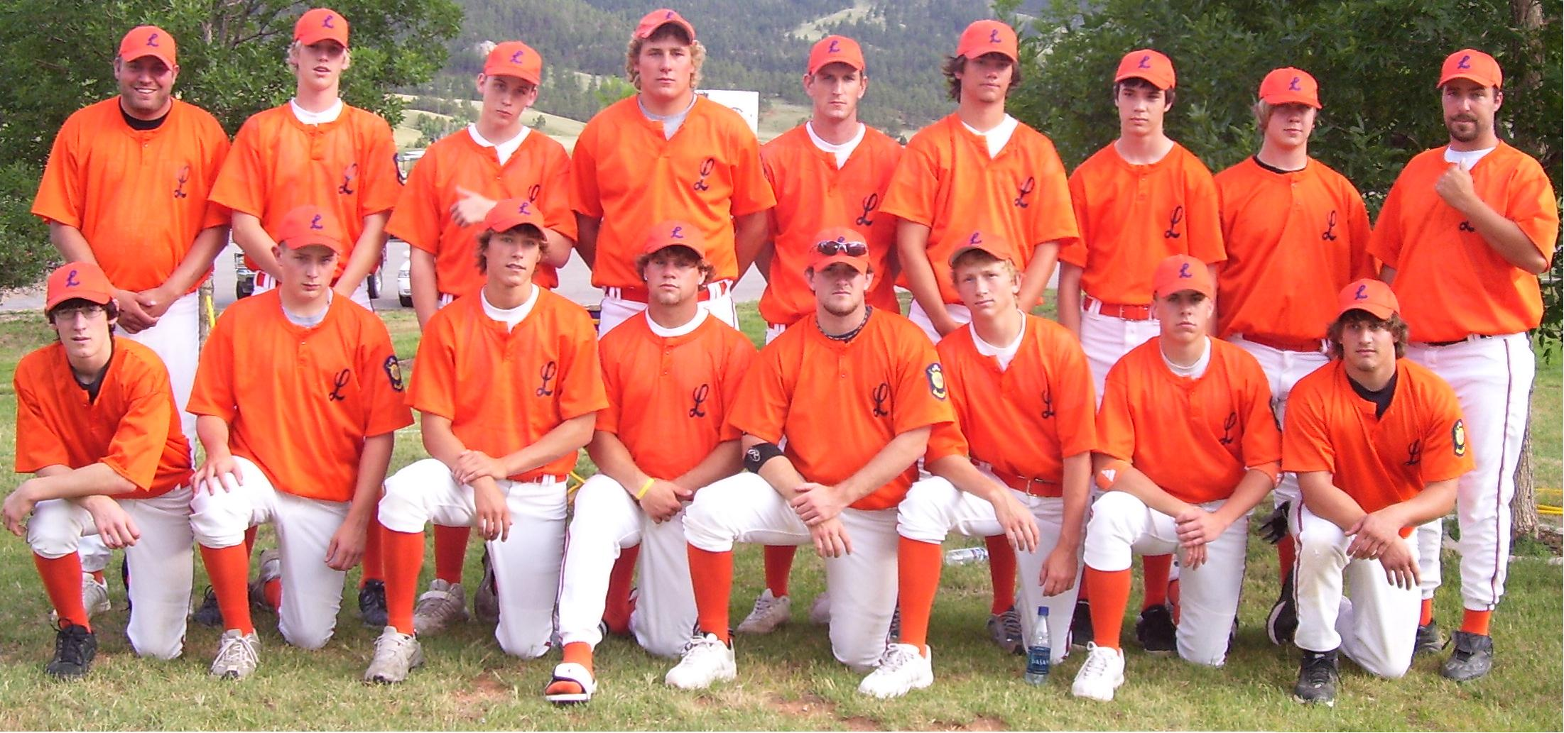 From Left to Right: Top Row- Coach Kruse, Coach Storo, David Moerman, Justin Foss, DJ Kruger, Justin Vietor, Andrew Grotewold, Allan Wright, Coach Kirchner. Bottom Row: Levi (louie) Parker, Michael Bridgford, Andy Koosman, Brodie Mayfield, Cody Parker, Dustin Hanisch, Josh Kirchner, Dereck Straatmeyer.