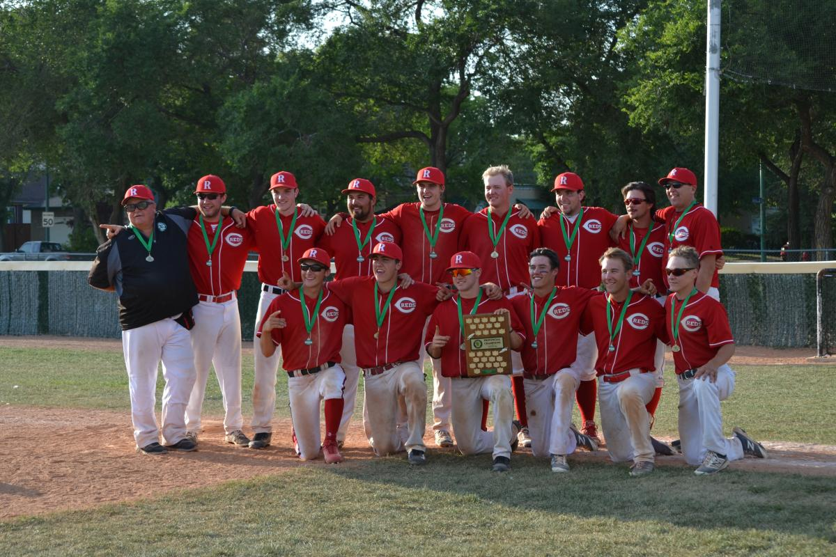 Regina Reds Win 2018 Jr Provincial Tournament!