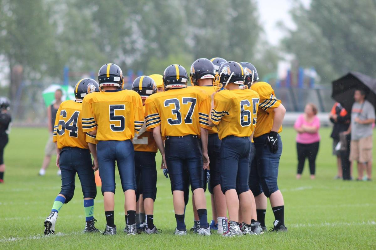 Youth Football registration now on-line!