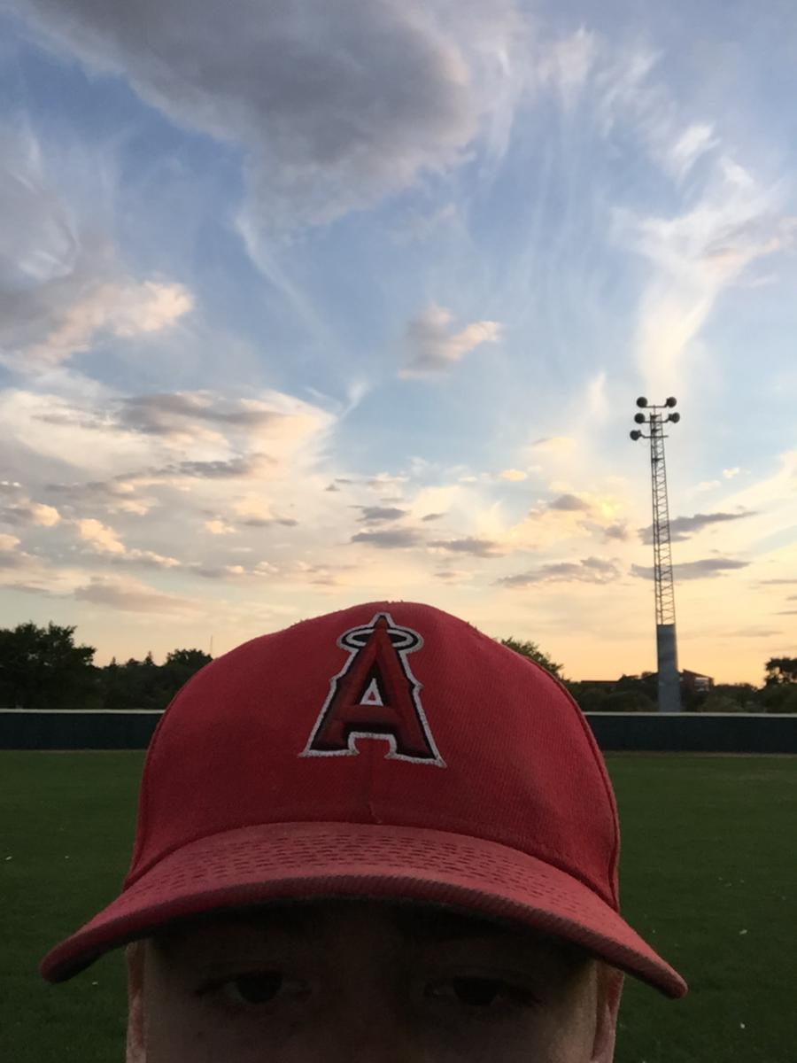 Angels wind-up with intrasquad game