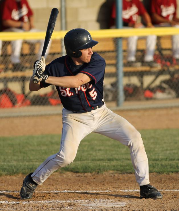 Errors prove costly, Saints lose at Brownton 6-5