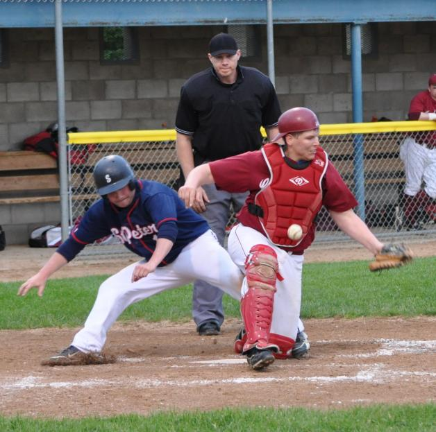 Saints split two RVL contests