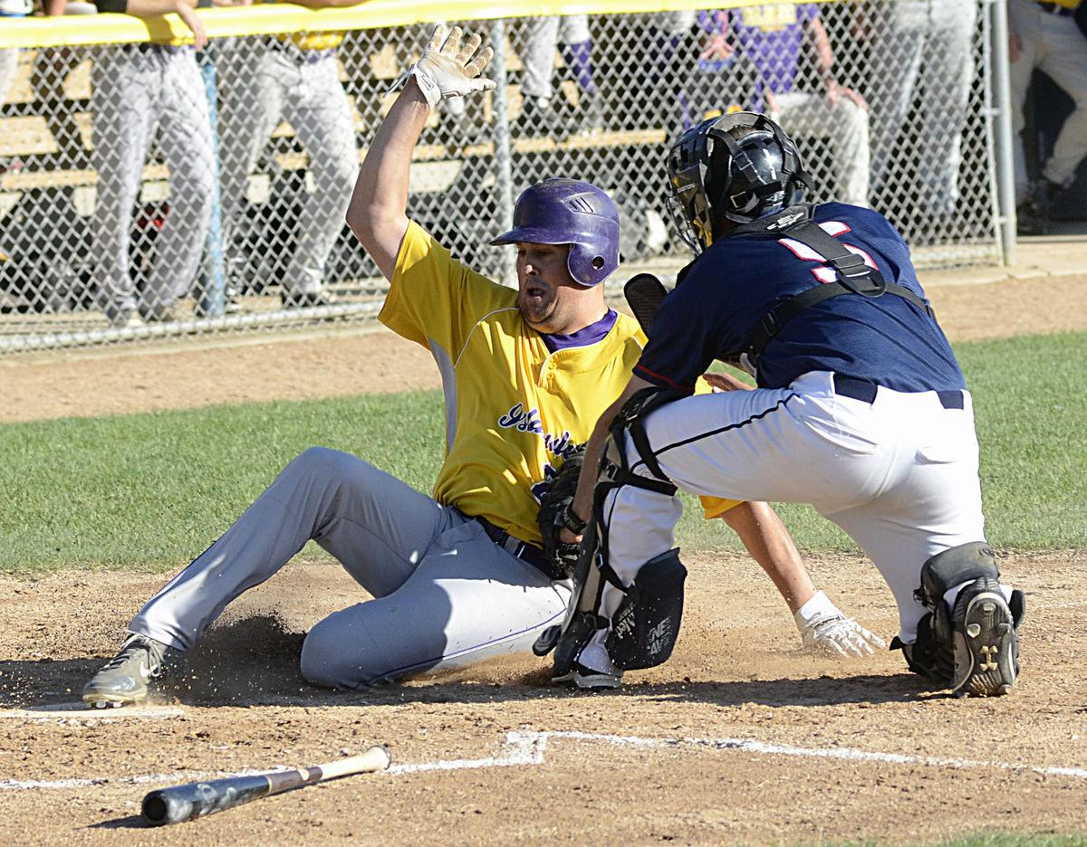 Gaylord upsets St. Peter 7-4 in region semifinals; Saints still alive in elimination bracket