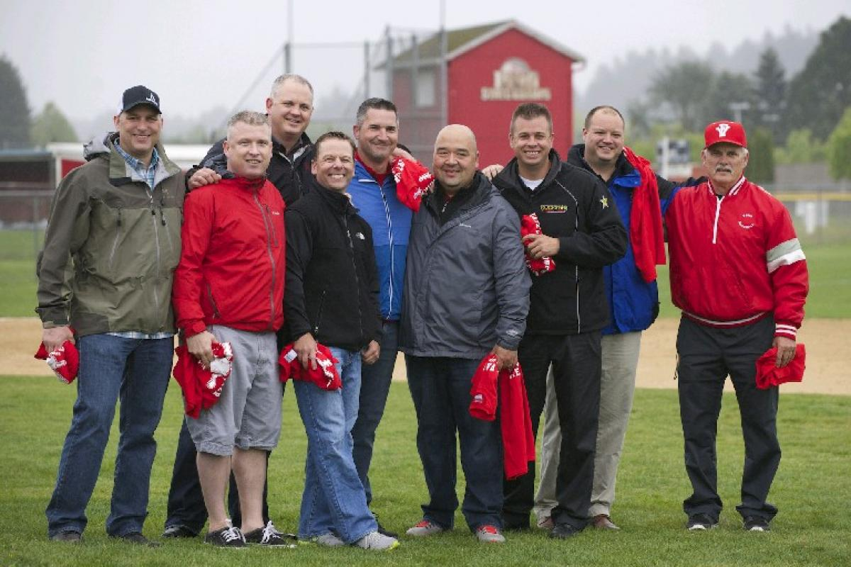 Trappers Honor 1990 State Champions