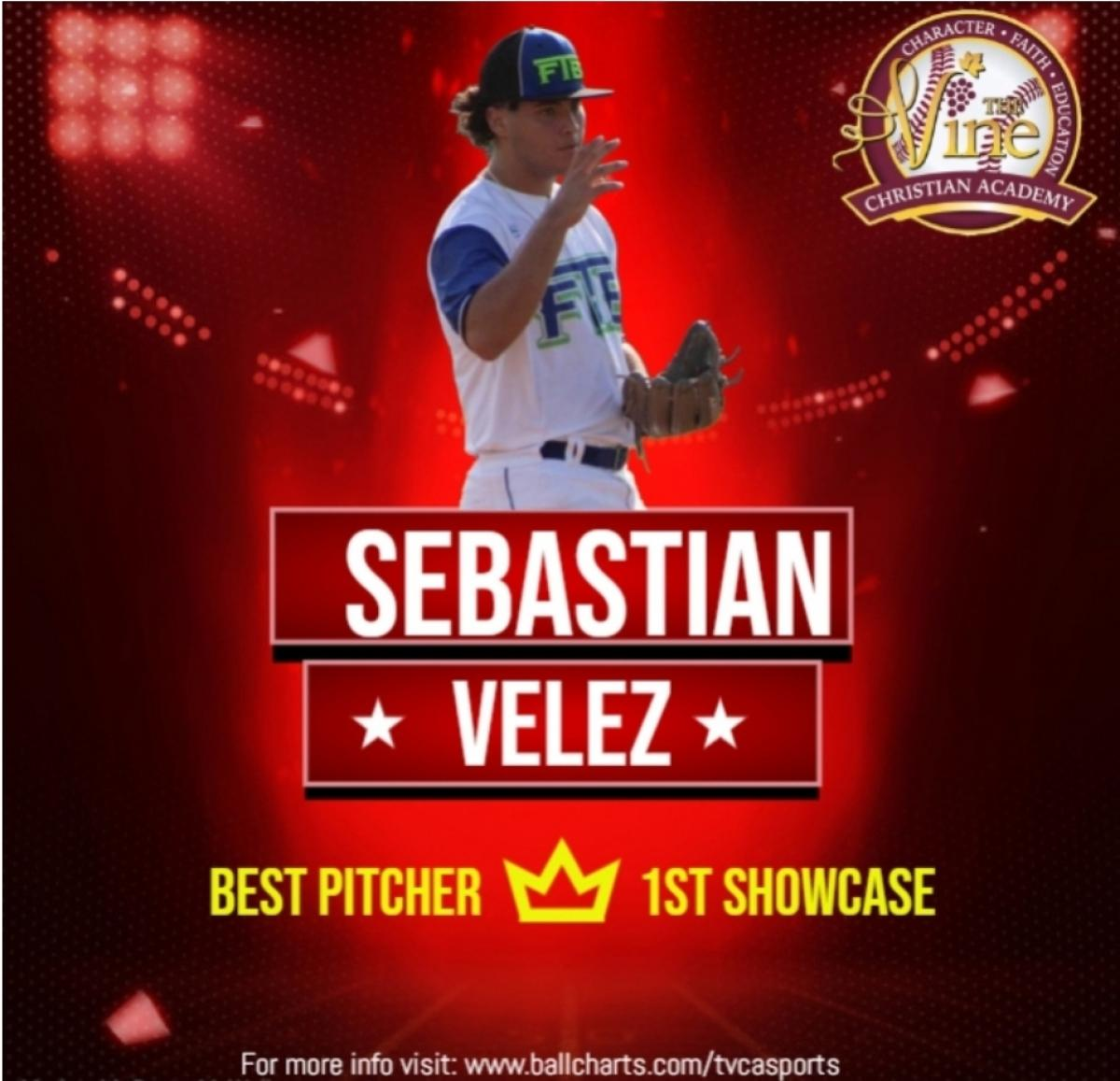 1st Showcase September- Pitching Leaders