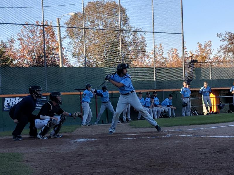 Vancouver Island University Mariners Baseball - Home