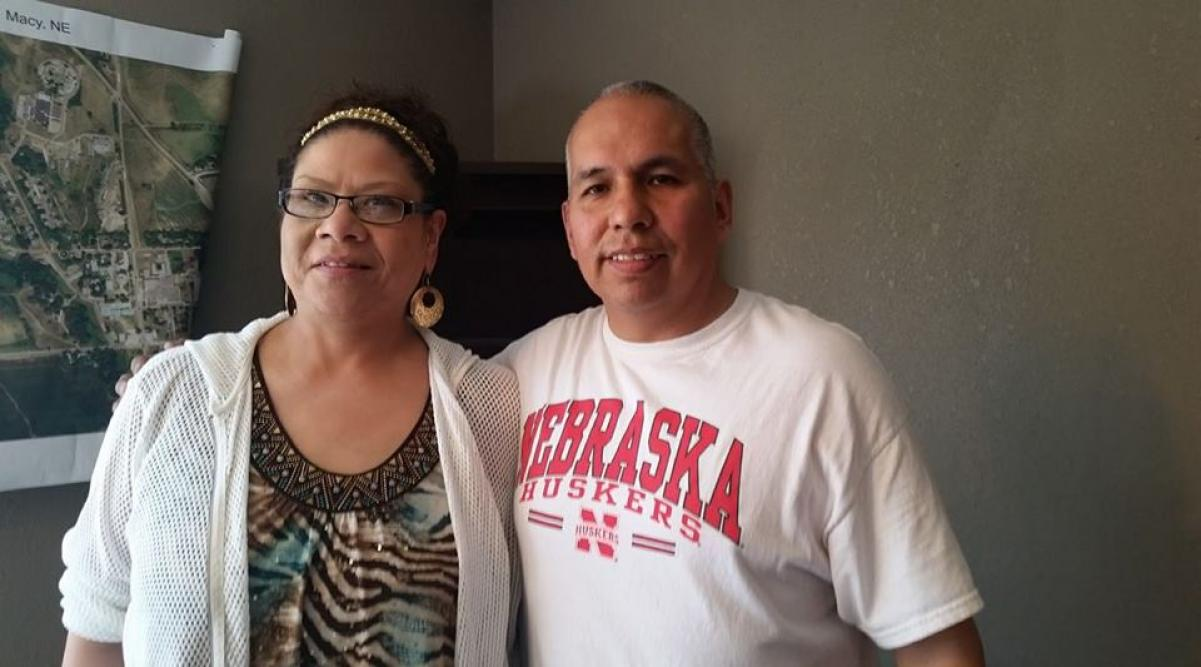 Native Dream and Omaha Tribal Housing Partner on Housing Paint Project