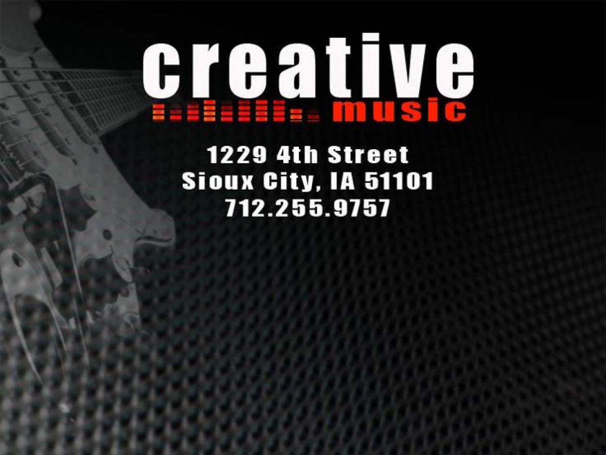 Creative Music Supports Native Dream!
