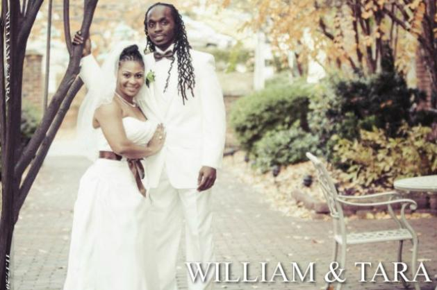 Congratulations to Tara Toland and William Tatum!