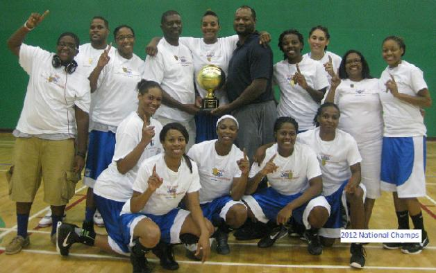 Louisiana Bayou Angels Wins Championship