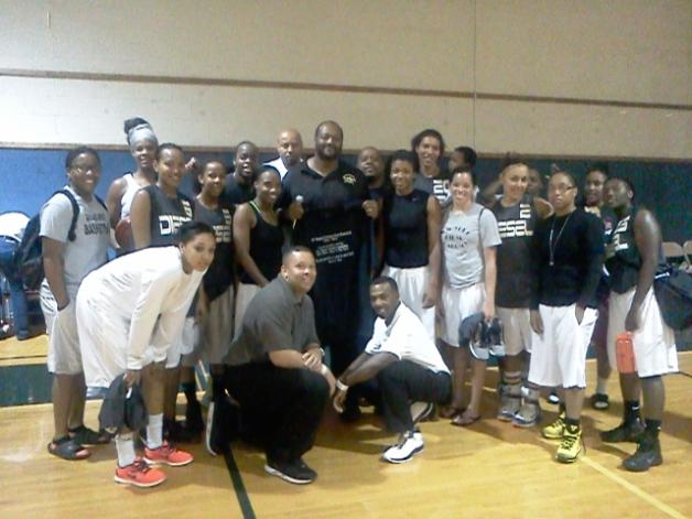 The Dallas Diesel Basketball Club Celebrates 10-year College Tour Anniversary