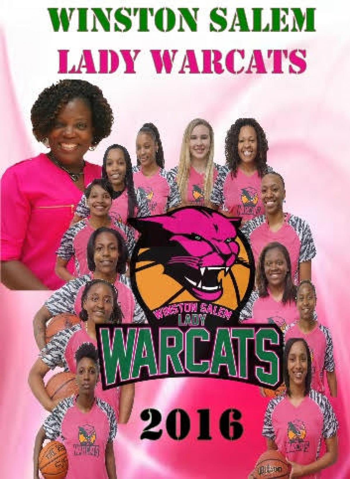 Winston Salem Lady Warcats' Media Day