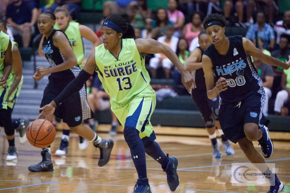 St. Louis Surge falls short in bid for back-to-back basketball titles