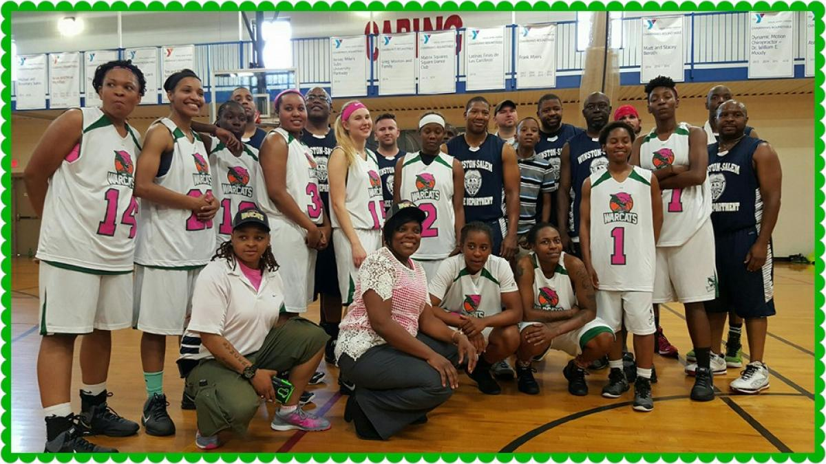 Charity Game - May 7, 2016