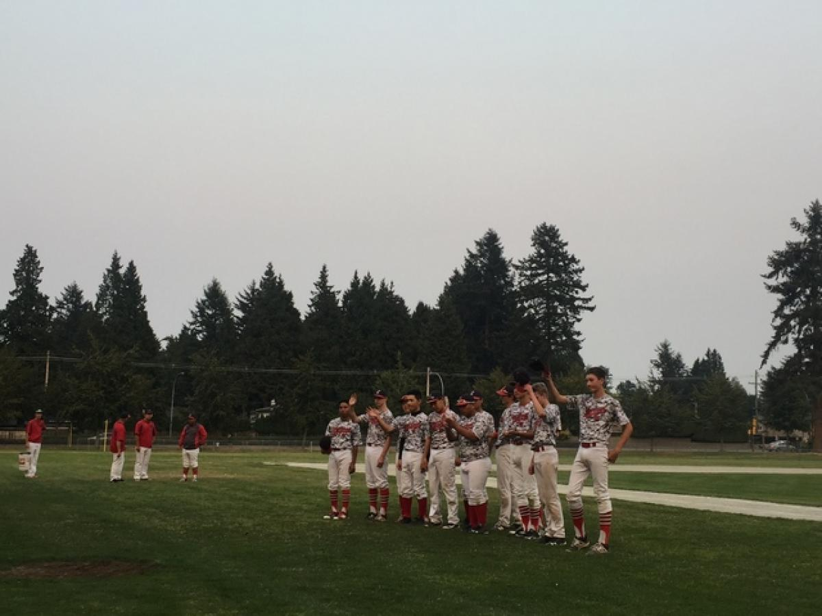 Cardinals Beat Themselves Against White Rock Prep And Fail To Clinch the Last Berth at This Year's Baseball BC Provincials; Hold Your Heads High, a Great Season For The Inaugural West Coast Cardinals!