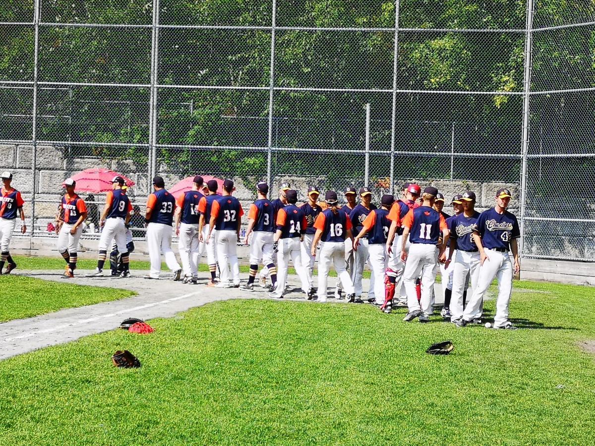 TRI CITY Thunder College Prep baseball - Home