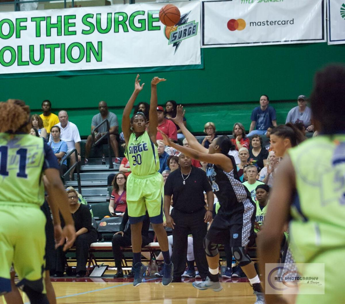 St. Louis Surge Basketball